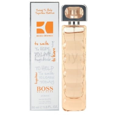 Hugo Boss Orange Charity For Women - 30ml Eau De Toilette Spray.