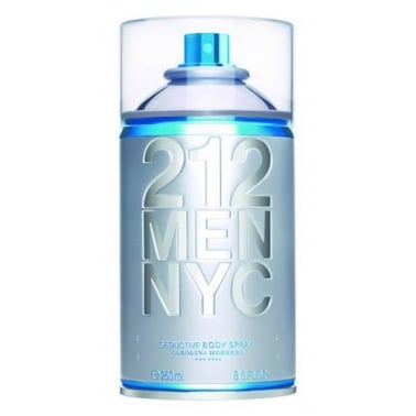 Carolina Herrera 212 For Men - 250ml Seductive Body Spray