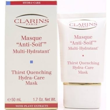 Clarins Thirst Quenching Hydra Care Mask 50ml.