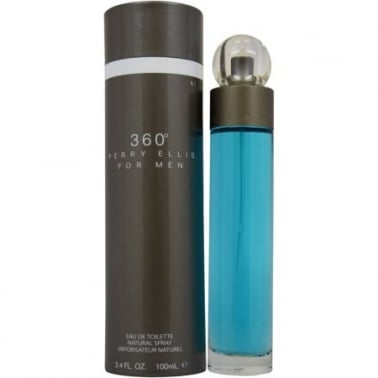 Perry Ellis 360 For Men - 100ml Eau De Toilette Spray.