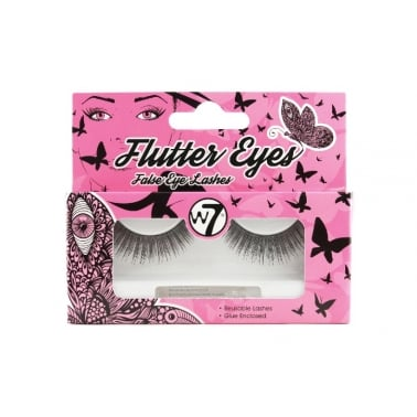 W7 Cosmetics Flutter Eyes False Eye Lashes - 04