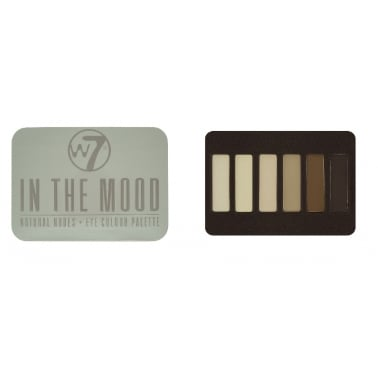W7 Cosmetics In The Mood Eyeshadow Set - 6 Shades.