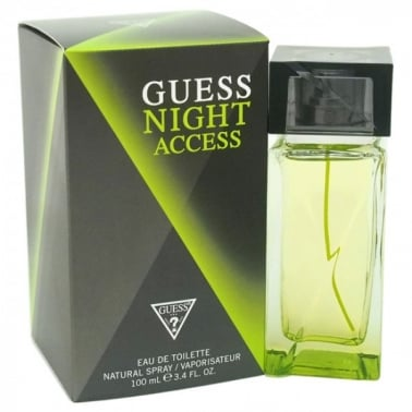 Guess Night Access For Men - 50ml Eau De Toilette Spray.