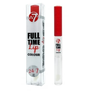 W7 Cosmetics Full Time Stay On Lip Colour - Mars.