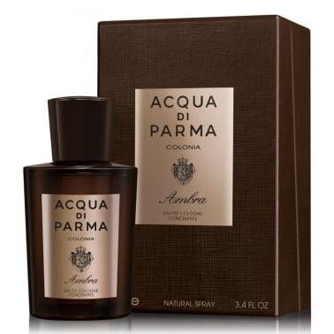 Acqua Di Parma Colonia Ambra - 100ml Eau De Cologne Concentree Spray.