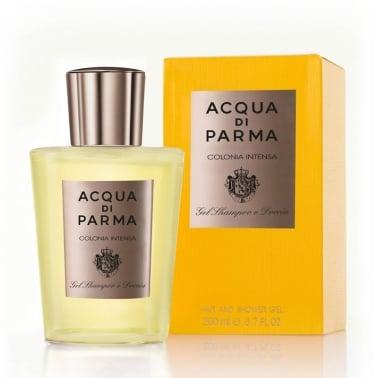 Acqua Di Parma Colonia Intensa - 200ml Hair and Shower Gel.