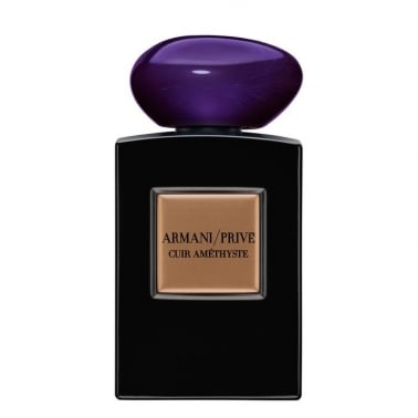 Giorgio Armani Prive Collection Cuir Amethyste - 100ml Eau De Parfum Spray.