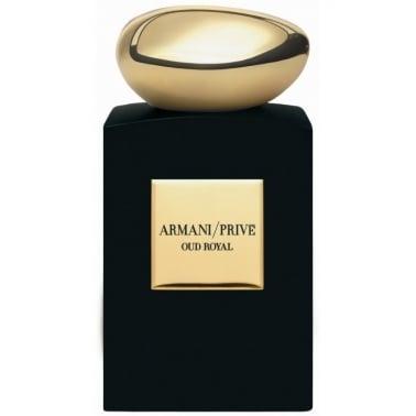 Giorgio Armani Prive Collection Oud Royal - 100ml Eau De Parfum Spray.
