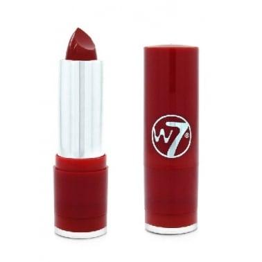 W7 Fashion Moisturising Lipstick The Reds - Bordeaux.
