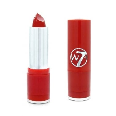 W7 Fashion Moisturising Lipstick The Reds - Racing Red.