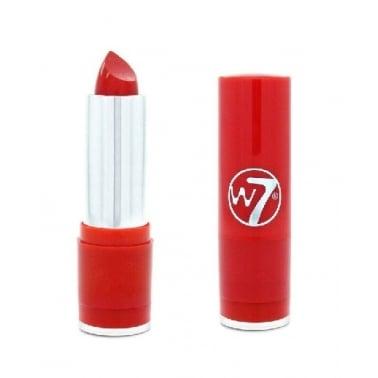 W7 Fashion Moisturising Lipstick The Reds - Red Hot!