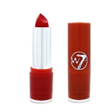 W7 Fashion Moisturising Lipstick The Reds - Very Red.