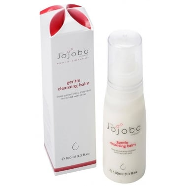 The Jojoba Company 100% Natural Gentle Cleansing Balm 100ml.