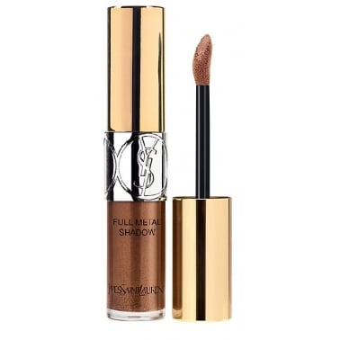 Yves Saint Laurent Full Metal Liquid Eyeshadow - No7 Aquatic Copper.