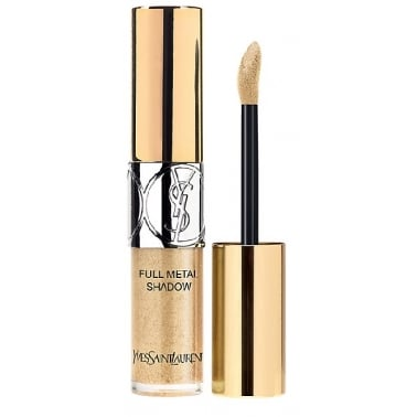 Yves Saint Laurent Full Metal Liquid Eyeshadow - No8 Dewy Gold.
