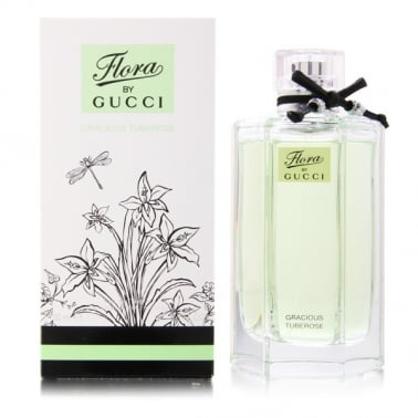 Gucci Flora Gracious Tuberose - 50ml Eau De Toilette Spray.