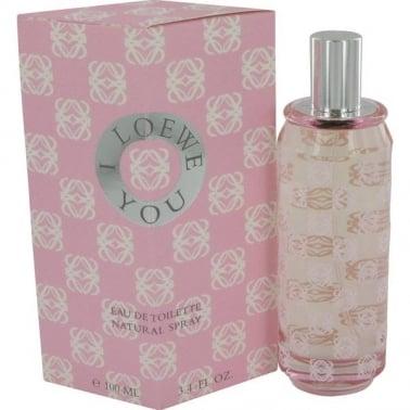 Loewe I Loewe You! - 50ml Eau De Toilette Spray.