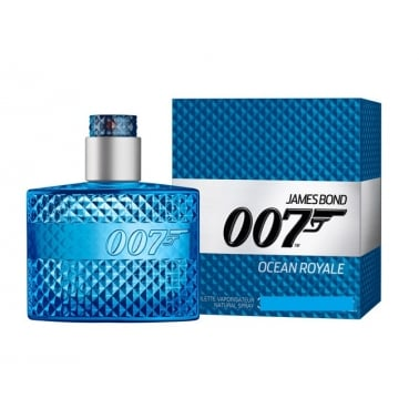 James Bond 007 Ocean Royale - 50ml Eau De Toilette Spray.