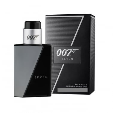James Bond 007 Seven For Men - 50ml Eau De Toilette Spray.