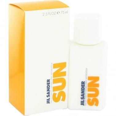 Jil Sander Sun Woman - 75ml Eau De Toilette Spray.