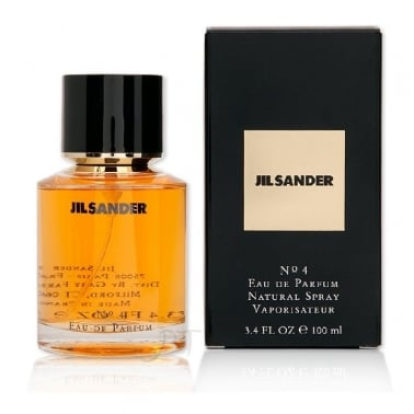 Jil Sander No 4 - 100ml Eau De Parfum Spray.