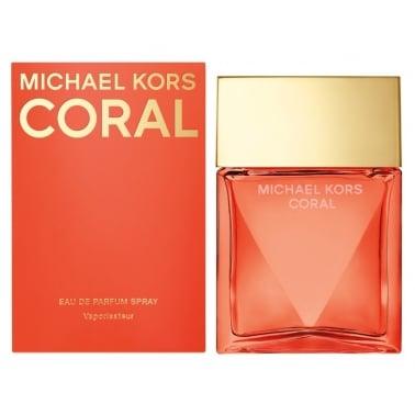 Michael Kors Coral For Women - 30ml Eau De Parfum Spray.