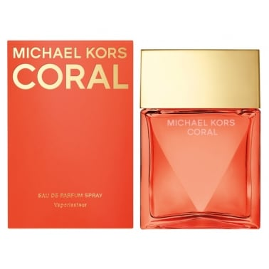 Michael Kors Coral For Women - 100ml Eau De Parfum Spray.