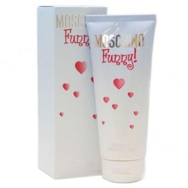 Moschino Funny - 200ml Perfumed Shower Gel.