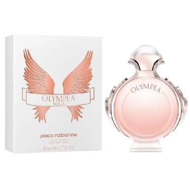 Paco Rabanne Olympea Aqua For Women - 80ml Eau De Toilette Spray.