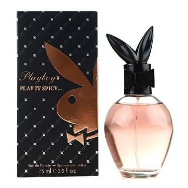 Playboy Play It Spicy - 50ml Eau De Toilette Spray