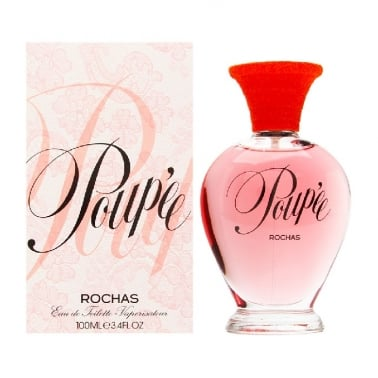 Rochas Poupee - 100ml Eau De Toilette Spray.
