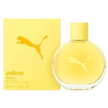 Puma Yellow Pour Femme - 60ml Eau De Toilette Spray.