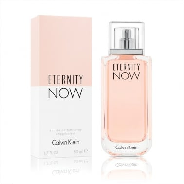 Calvin Klein Eternity Now For Women - 30ml Eau De Parfum Spray.