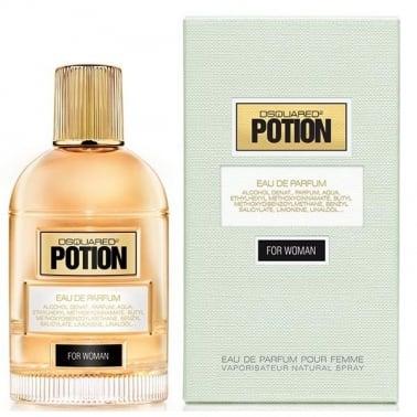 Dsquared2 Potion For Women - 100ml Eau De Parfum Spray.