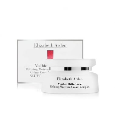 Elizabeth Arden Visible Difference Moisture Cream - 75ml + 30ml Green Tea Perfum