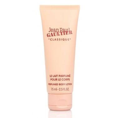 Jean Paul Gaultier Classique - 75ml Perfumed Body Lotion.