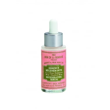 Le Couvent des Minimes Beneficial Rose Skincare Regenerating Serum 30ml.