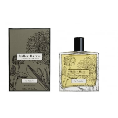 Miller Harris La Fumee Unisex - 100ml Eau De Parfum Spray.