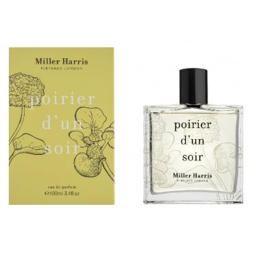 Miller Harris Poirier D'un Soir Unisex - 50ml Eau De Parfum Spray.