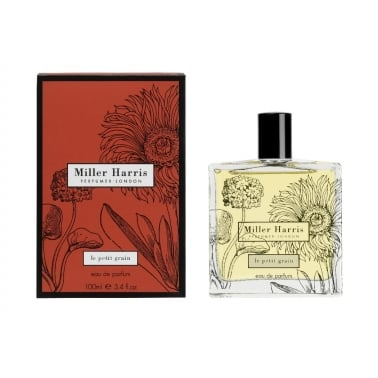 Miller Harris Le Petit Grain Unisex - 50ml Eau De Parfum Spray.