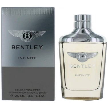 Bentley Infinite - 100ml Eau De Toilette Spray.