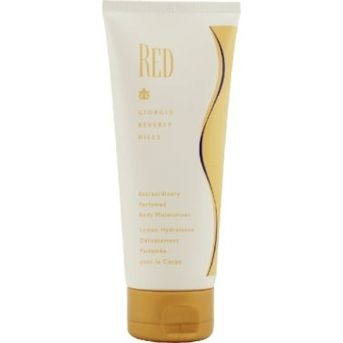 Giorgio Beverly Hills Red - 200ml Body Moisturizer.
