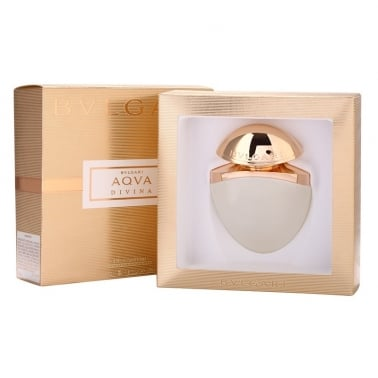 Bvlgari Aqva Divina For Women - 25ml Eau De Toilette Spray.