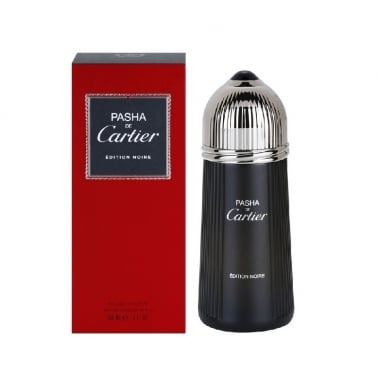 Cartier Pasha De Cartier Noire Edition - 100ml Eau De Toilette Spray.