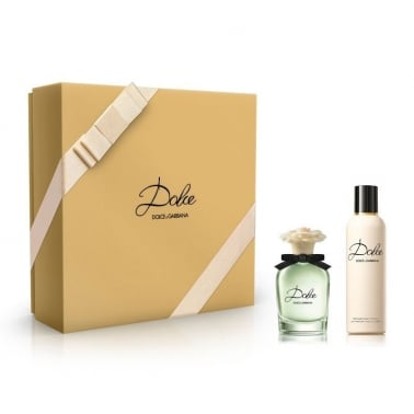 Dolce & Gabbana Dolce Pour Femme - 75ml EDP Gift Set With Body Lotion and Shower
