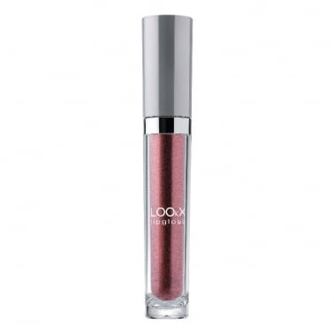 LOOkX Lipgloss -  No5 Sparkle Brown Pearl.