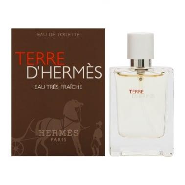 Hermes Terre d'Hermes Eau Tres Fraiche - 12.5ml Miniature EDT Spray.