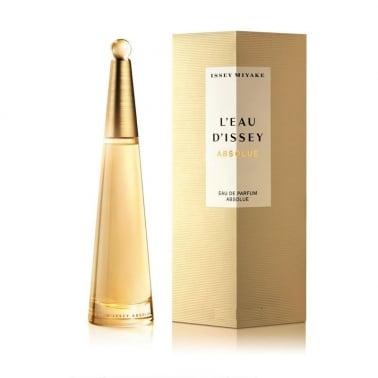 Issey Miyake L'Eau d'Issey Absolue Ladies - 90ml Eau De Parfum Spray.
