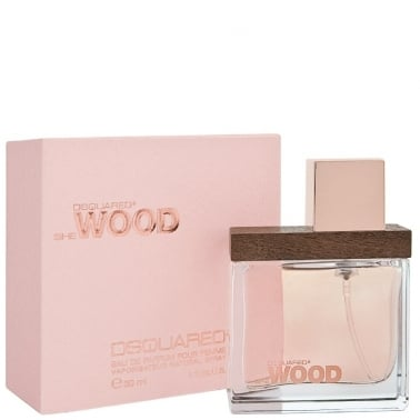 DSquared2 She Wood - 30ml Eau De Parfum Spray.
