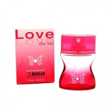 Morgan Love De Toi - 100ml Eau De Toilette Spray
